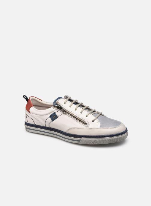 Sneaker Fluchos Quebec 9376 weiß detaillierte ansicht/modell