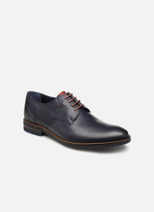 Chaussures à lacets Fluchos Olimpo F0137 Bleu vue détail/paire