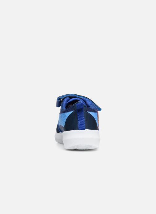 Baskets PJ Masks PJ JORIK C Bleu vue droite