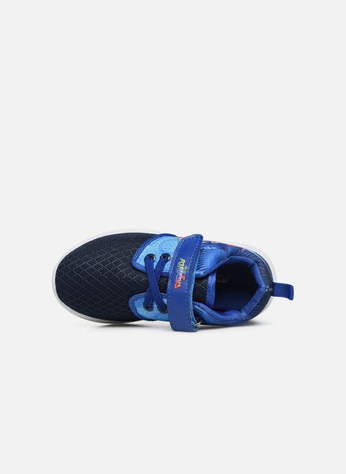 Sneaker PJ Masks PJ JORIK C blau ansicht von links
