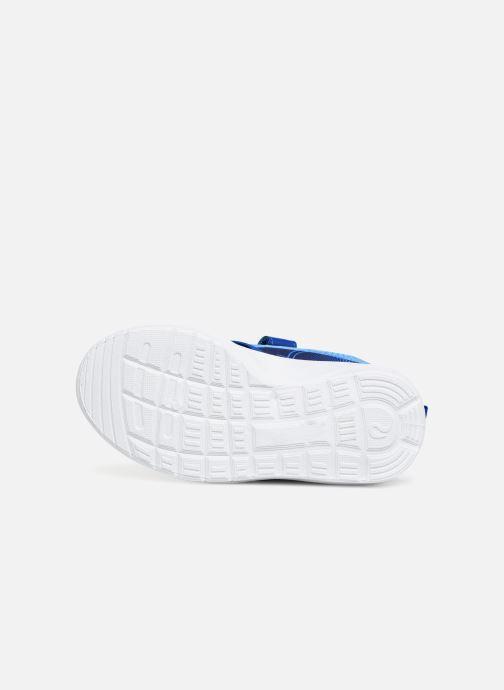 Baskets PJ Masks PJ JORIK C Bleu vue haut