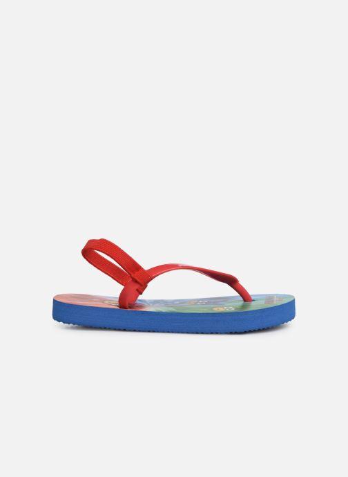 Slippers PJ Masks PJ FLO ELAST C Rood achterkant