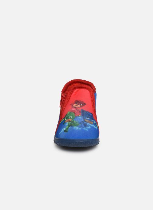 Chaussons PJ Masks PJ MAX C Bleu vue portées chaussures