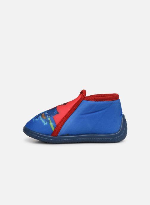 Pantuflas PJ Masks PJ MAX C Azul vista de frente
