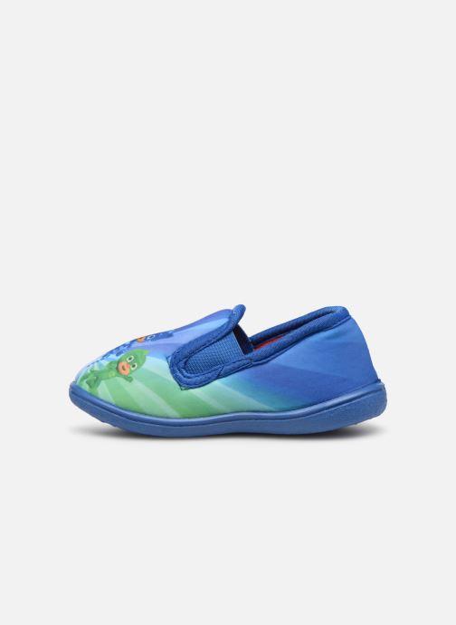 Pantofole PJ Masks PJ CIDIAC C Azzurro immagine frontale