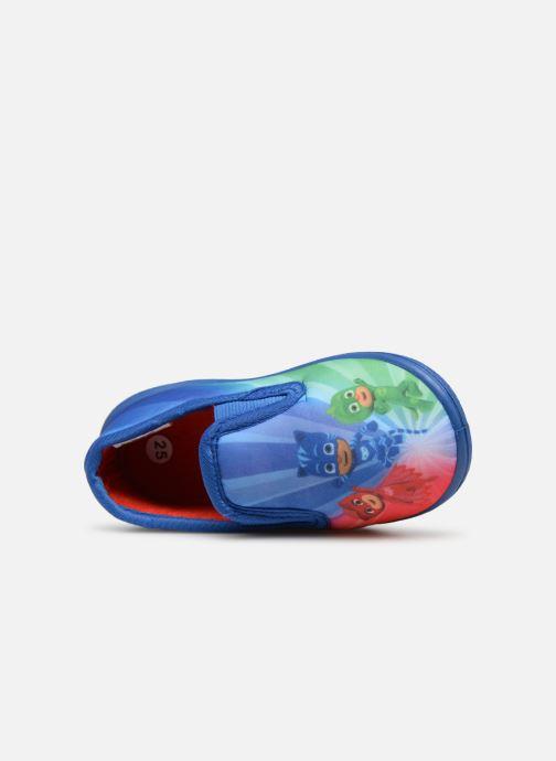Pantofole PJ Masks PJ CIDIAC C Azzurro immagine sinistra