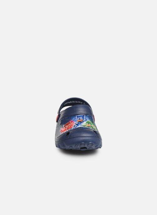 Sandales et nu-pieds PJ Masks PJ FAKI Bleu vue portées chaussures