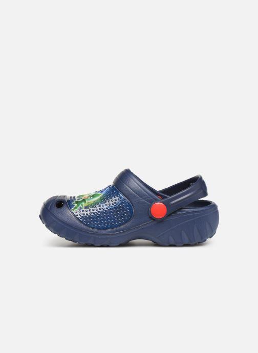 Sandales et nu-pieds PJ Masks PJ FAKI Bleu vue face