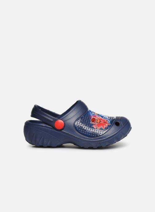 Sandalen PJ Masks PJ FAKI Blauw achterkant