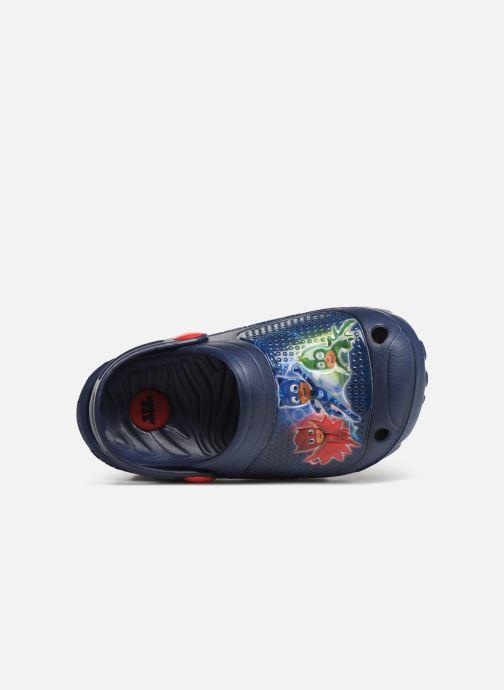 Sandales et nu-pieds PJ Masks PJ FAKI Bleu vue gauche