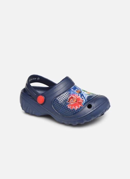 Sandaler PJ Masks PJ FAKI Blå detaljeret billede af skoene