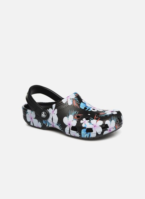177fc1aef00ceb Mules & clogs Crocs Classic Seasonal Graphic Clog F Black detailed view/  Pair view