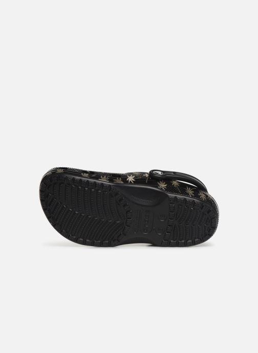 Mules Sabots Crocs noir Clog Graphic Et Chez F Seasonal Classic w8qa8ATY