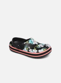 Crocband Seasonal Graphic Clog F