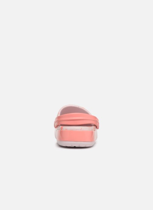 Et Graphic Crocs Barely F Crocband Clog Sabots Mules melon Seasonal Pink ARL5j4