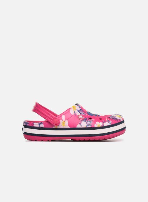 Et floral Mules F Pink Sabots Candy Graphic Crocband Clog Crocs Seasonal YfIby6v7g