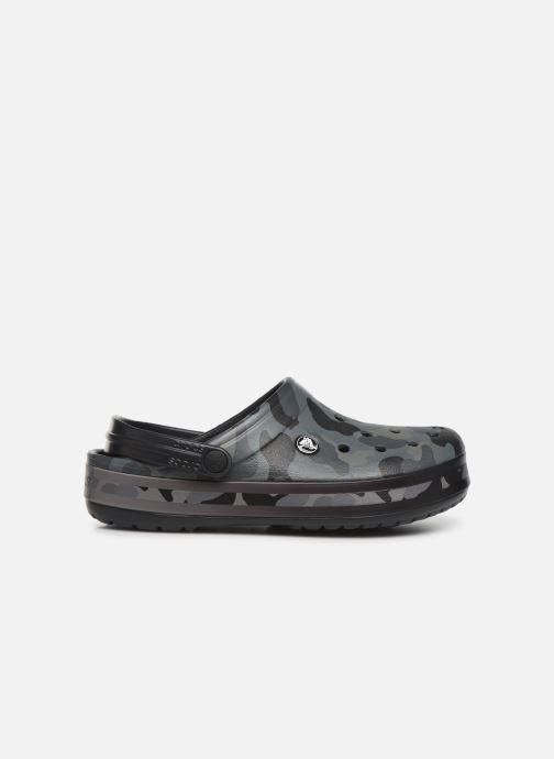 Clogs & Pantoletten Crocs Crocband Seasonal Graphic Clog F grau ansicht von hinten