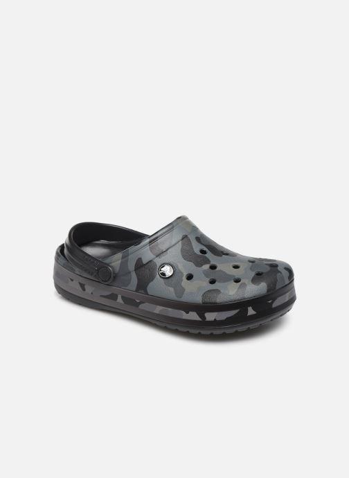 Clogs & Pantoletten Crocs Crocband Seasonal Graphic Clog F grau detaillierte ansicht/modell