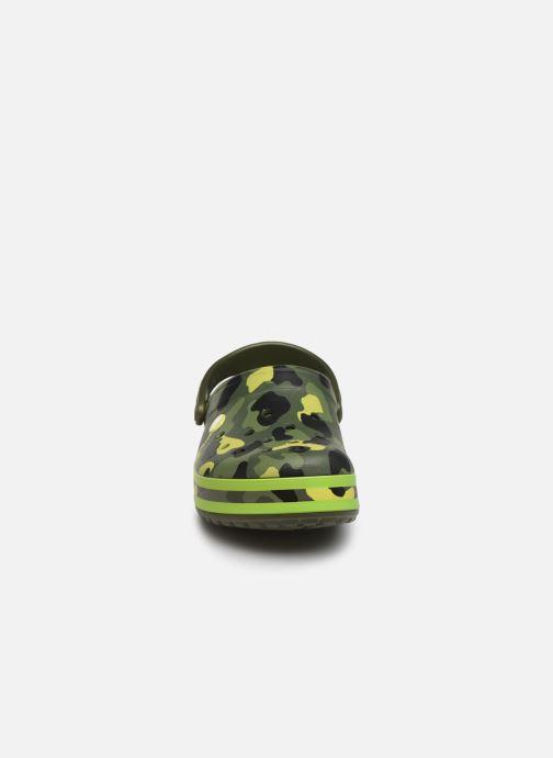 Clogs og træsko Crocs Crocband Seasonal Graphic Clog F Grøn se skoene på