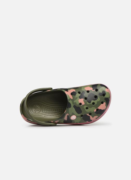 Crocs Crocband Seasonal Graphic Clog F (Grön) - Träskor & clogs