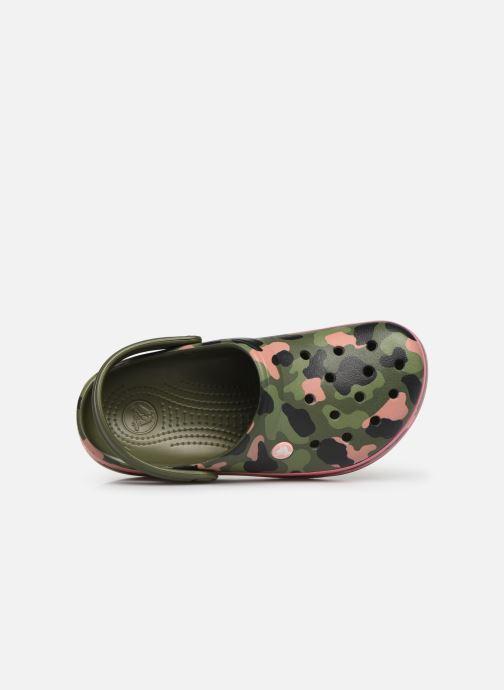 Sarenza403905 FverdeZuecos Chez Seasonal Graphic Crocs Crocband Clog rxedCBoW