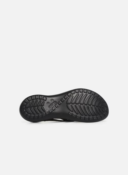 Crocs Capri Strappy Flip W - Sort (black/black)