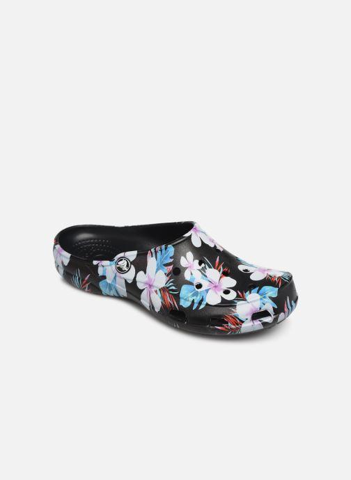 Freesail W Clg Floral black Seasonal Crocs Tropical n8PwOk0