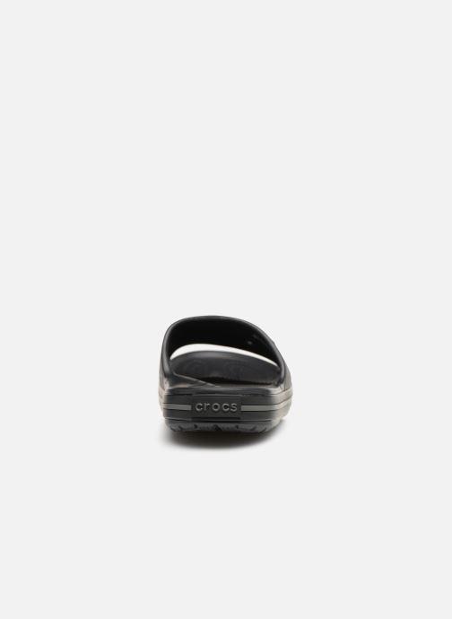Sandales et nu-pieds Crocs Crocband III Slide M Noir vue droite