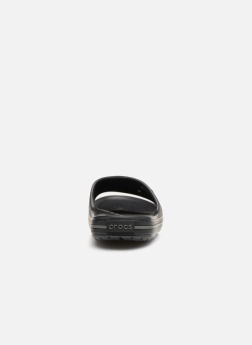 Sandalias Crocs Crocband III Slide M Negro vista lateral derecha