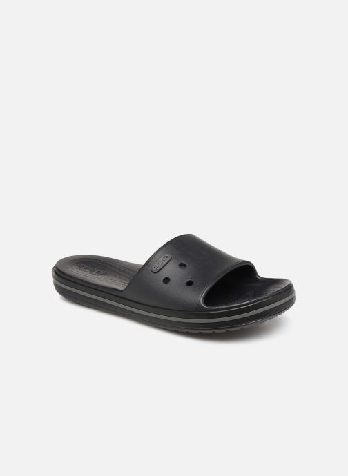 Sandalias Crocs Crocband III Slide M Negro vista de detalle / par