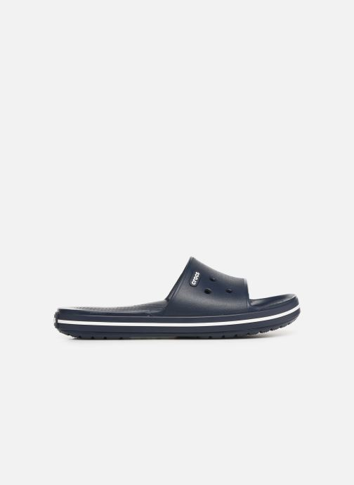 Sandales et nu-pieds Crocs Crocband III Slide M Bleu vue derrière