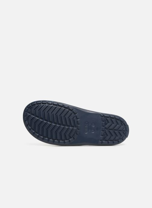 Sandals Crocs Crocband III Slide M Blue view from above