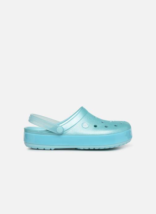 Mules et sabots Crocs Crocband Ice Pop Clog F Bleu vue derrière