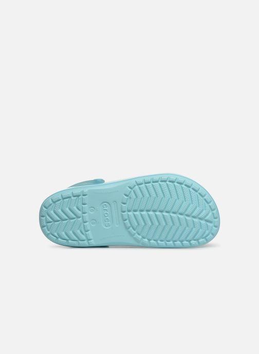 Mules et sabots Crocs Crocband Ice Pop Clog F Bleu vue haut