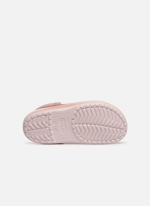 F Crocs Pop Clogs Ice Crocband amp; Pantoletten 352885 rosa Clog fgqngIrw