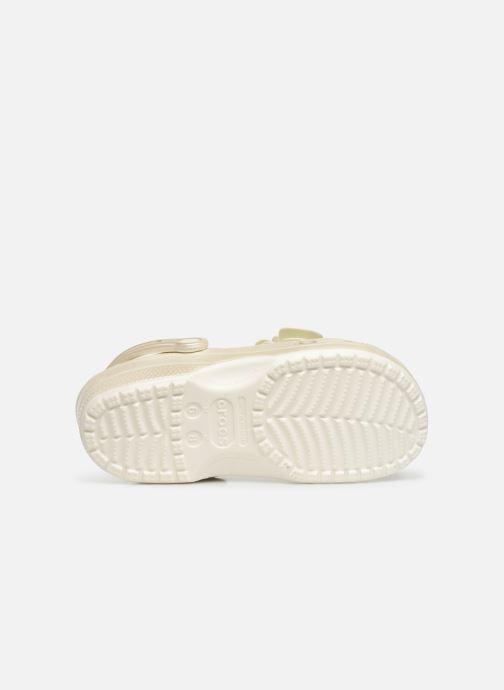 Wedges Crocs Classic Vivid Blooms Clog Wit boven