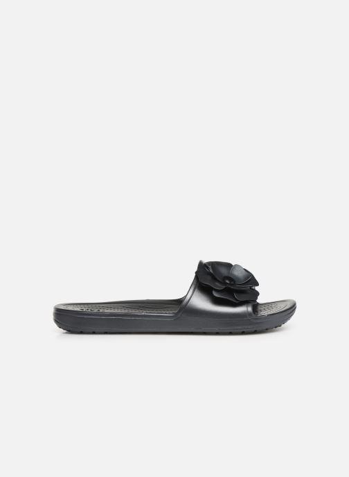 Mules et sabots Crocs Crocs Sloane VividBlooms Slide W Noir vue derrière