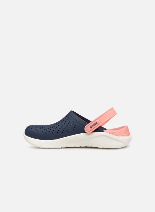 Mules & clogs Crocs LiteRide Clog F Blue front view