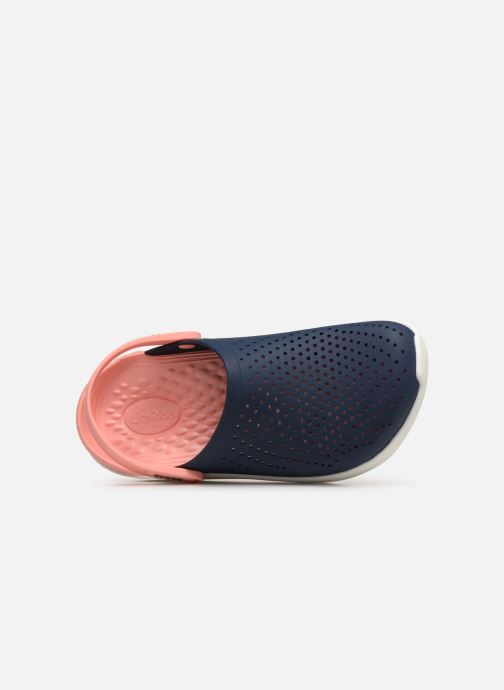 Mules & clogs Crocs LiteRide Clog F Blue view from the left