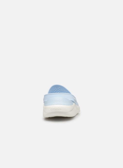 Zoccoli Crocs LiteRide Clog F Azzurro immagine destra