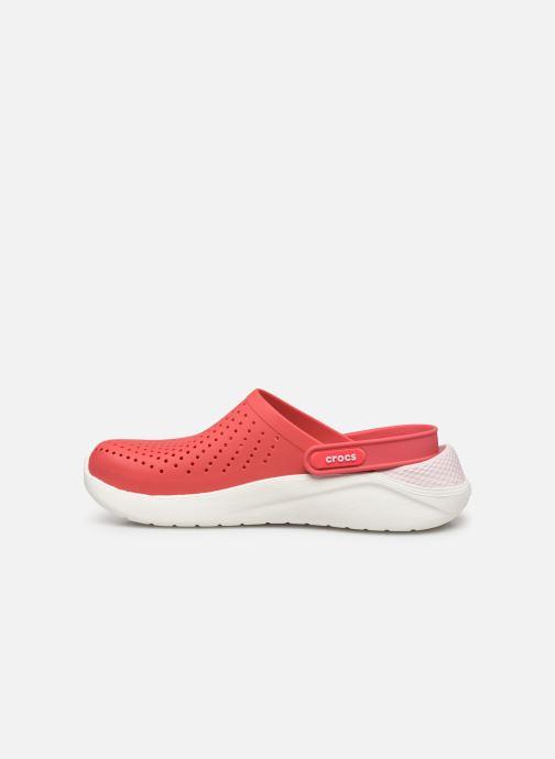 Wedges Crocs LiteRide Clog F Oranje voorkant