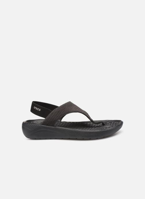 Nu pieds Mesh Literide Flip Crocs WnoirSandales Chez352906 Et 5j3ARq4L