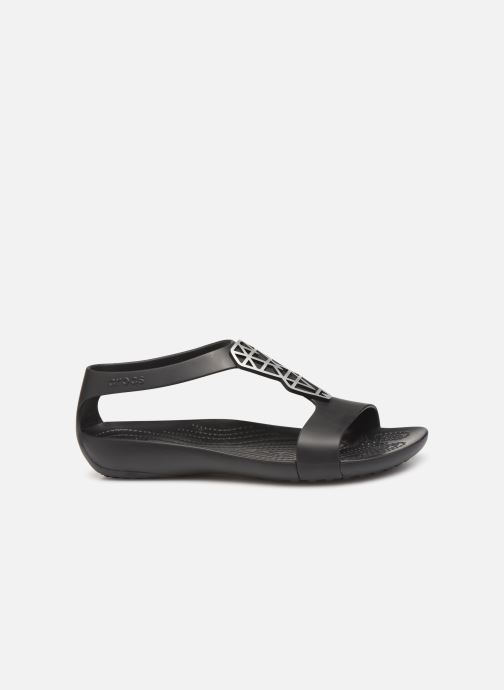 Sandaler Crocs Crocs Serena Embellish Sandal W Svart bild från baksidan