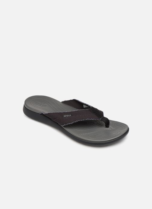 Flip slate Canvas Cruz Crocs Santa M Grey Black kiOPXuTZ