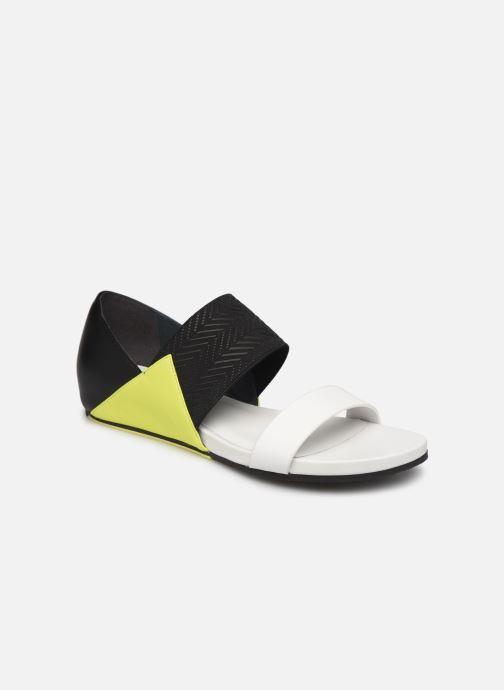 Sandales et nu-pieds United Nude Delta Lisa Noir vue détail/paire