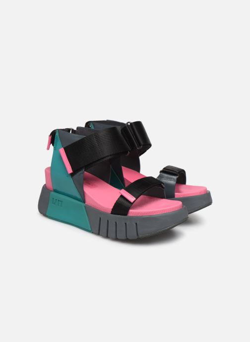 Sandalias United Nude Delta Run Multicolor vista 3/4