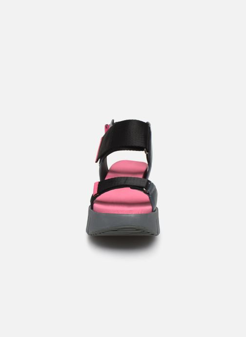 Sandales et nu-pieds United Nude Delta Run Multicolore vue portées chaussures