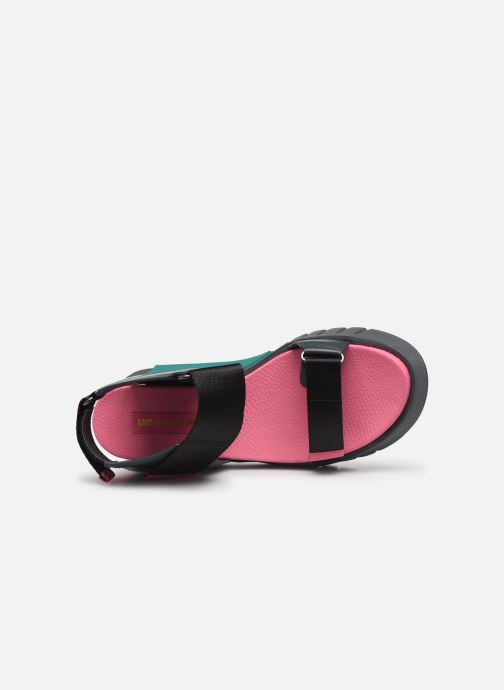 Sandalias United Nude Delta Run Multicolor vista lateral izquierda