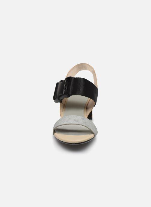 Sandales et nu-pieds United Nude Molten Sandal Mid Multicolore vue portées chaussures