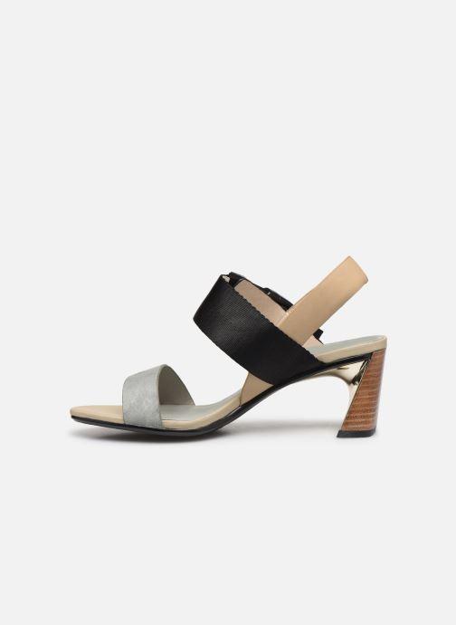 Sandales et nu-pieds United Nude Molten Sandal Mid Multicolore vue face